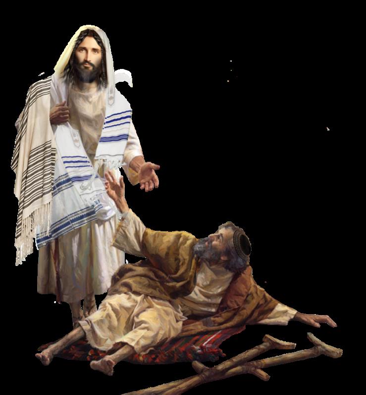 Jesus human 8