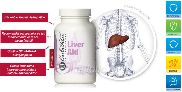 liver aid calivita vitabiotic